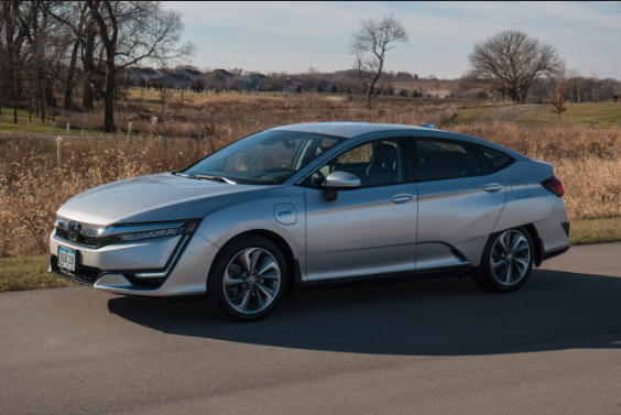 2018 Honda Clarity Owners Manual