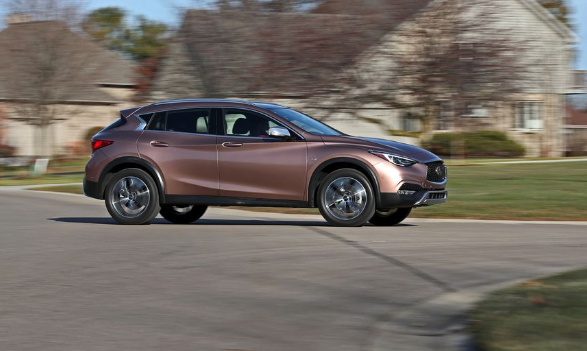 2018 Infiniti QX30 Owners Manual