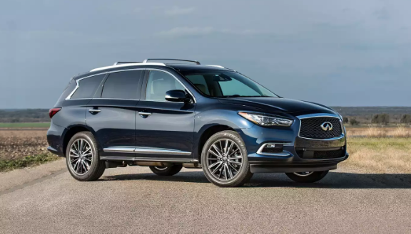 2018 Infiniti QX60 Owners Manual