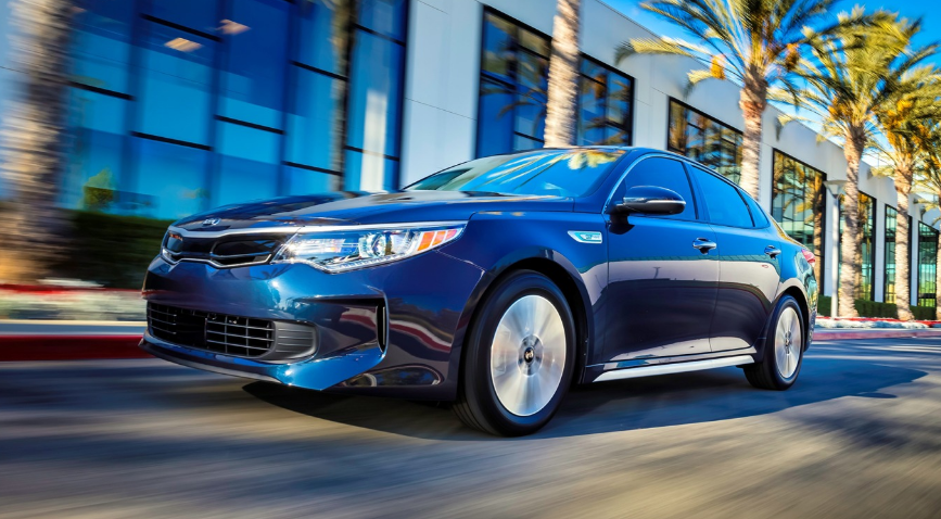 2018 Kia Optima Hybrid Concept and Owners Manual