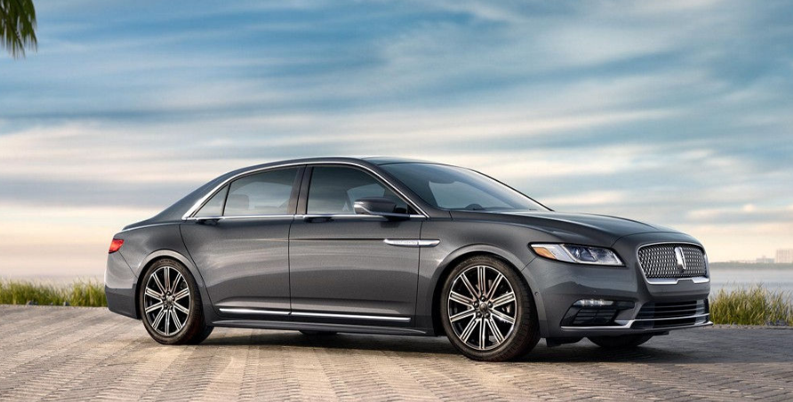 2018 Lincoln Continental Owners Manual