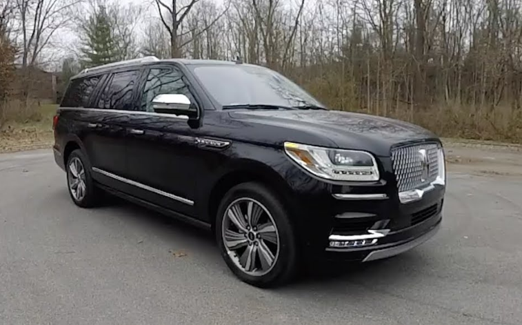 2018 Lincoln Navigator L Owners Manual