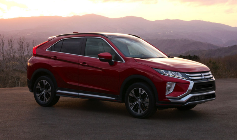 2018 Mitsubishi Eclipse Cross Owners Manual