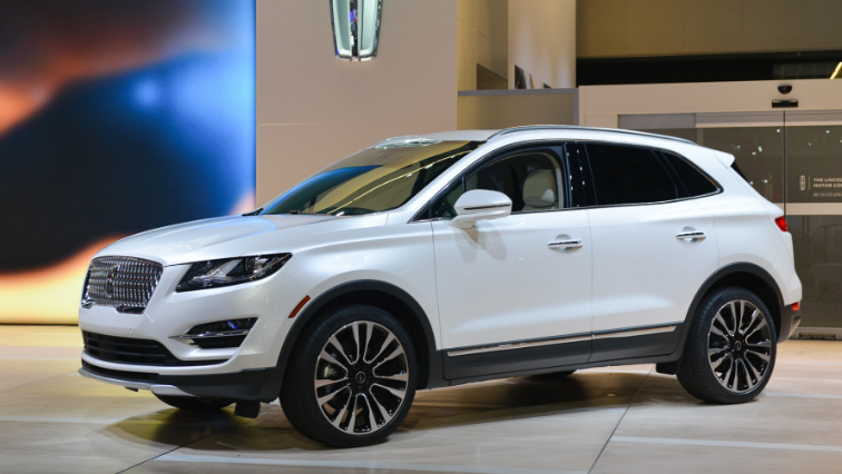 2019 Lincoln MKC Owners Manual