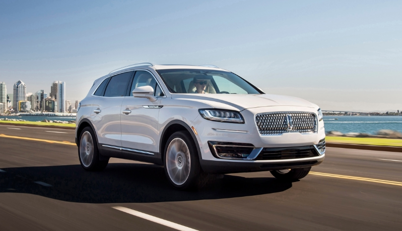 2019 Lincoln MKT Owners Manual