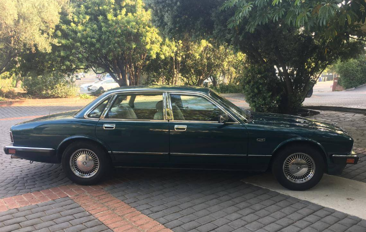 1993 Jaguar XJ6 Owners Manual