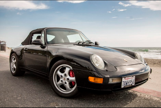 1995 Porsche 911 Owners Manual