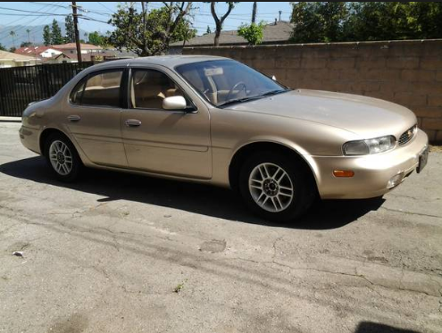 1997 Infiniti J30 Owners Manual and Concept