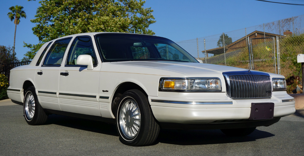 1997 Lincoln Continental Owners Manual