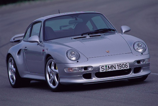 1997 Porsche 911 Owners Manual