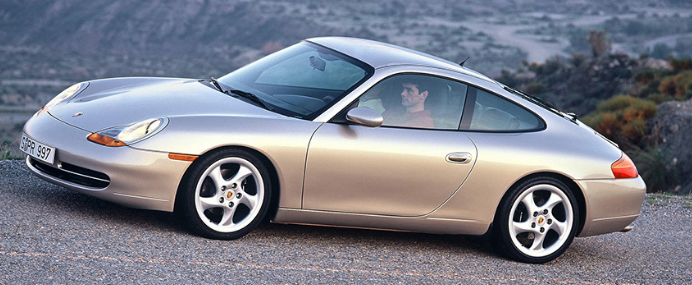 1998 Porsche 911 Owners Manual
