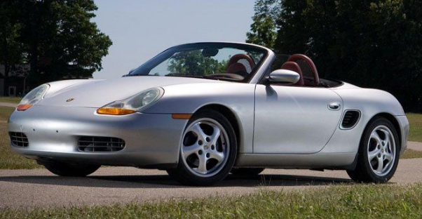 1999 Porsche Boxster Owners Manual