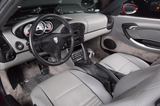 2000 Porsche Boxster Interior and Redesign