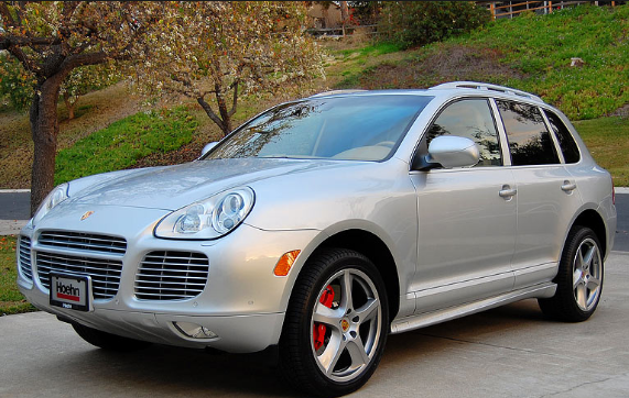 2002 Porsche Cayenne Owners Manual