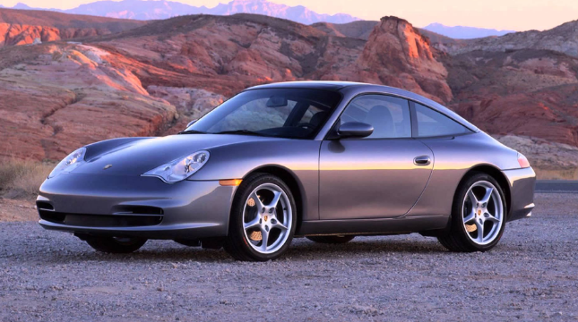 2003 Porsche 911 Owners Manual
