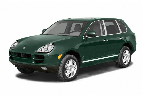 2003 Porsche Cayenne Owners Manual