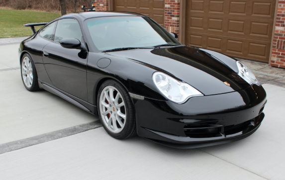 2004 Porsche 911 Owners Manual