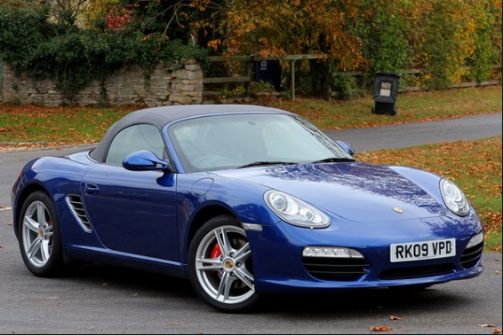 2004 Porsche Boxster Owners Manual