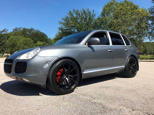 2004 Porsche Cayenne Owners Manual