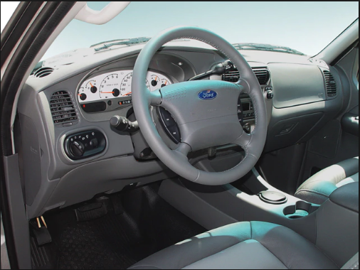 2005 Ford Explorer Sport Trac Interior and Redesign