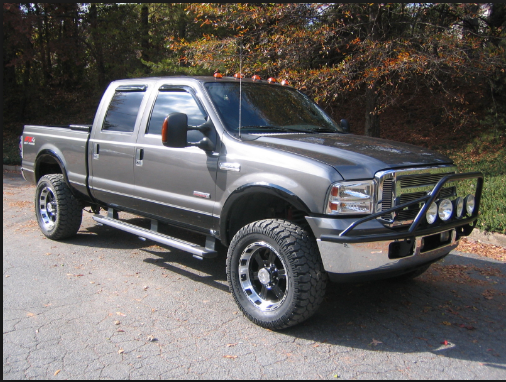 2005 Ford F-350 Owners Manual
