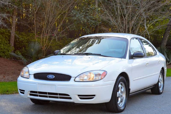 2005 Ford Taurus Owners Manual