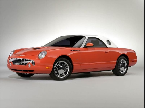 2005 Ford Thunderbird Owners Manual