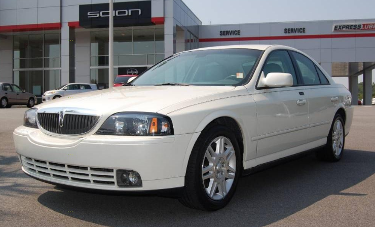 2005 Lincoln LS Owners Manual