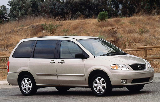 2005 Mazda MPV Owners Manual