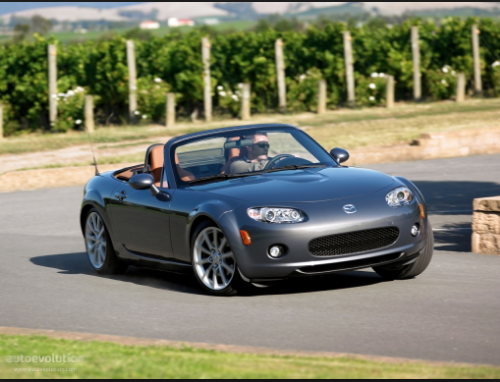 2005 Mazda MX-5 Miata Owners Manual