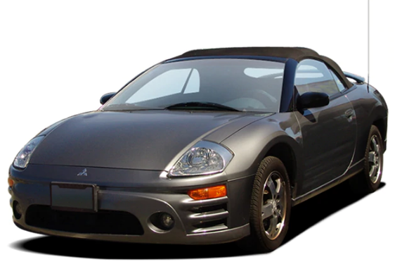 2005 Mitsubishi Eclipse Owners Manual