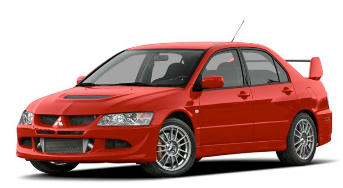 2005 Mitsubishi Lancer Evolution Owners Manual