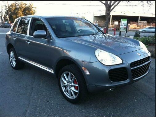 2005 Porsche Cayenne Owners Manual