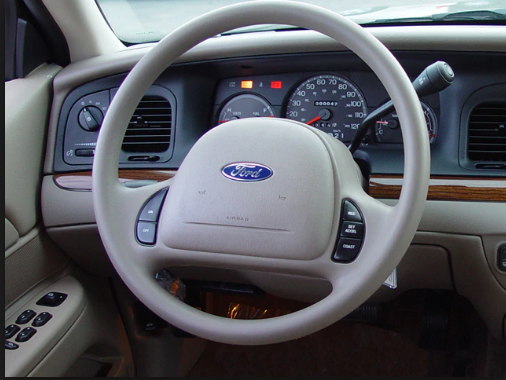 2006 Ford Crown Victoria Interior and Redesign