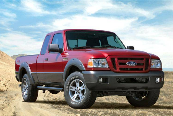 2006 Ford Ranger Owners Manual