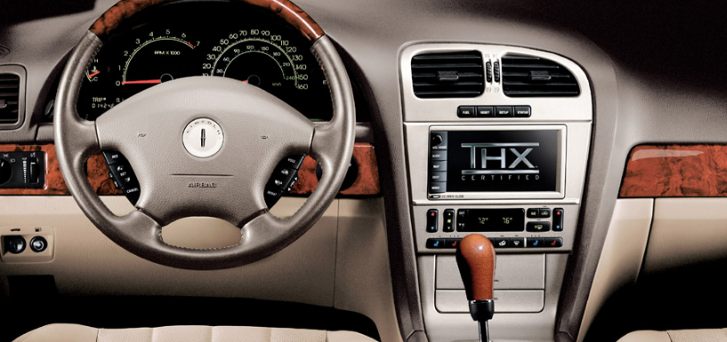 2006 Lincoln LS Interior and Redesign