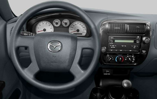 2006 Mazda B3000 Interior and Redesign