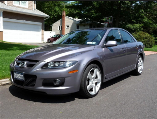 2006 Mazda Speed 6 Owners Manual