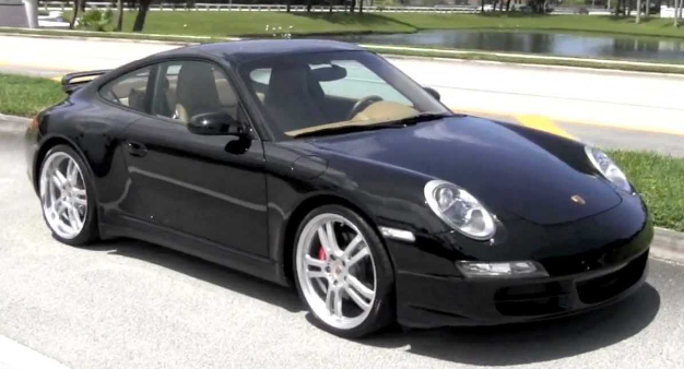 2006 Porsche 911 Owners Manual