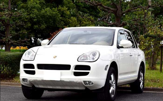 2006 Porsche Cayenne Owners Manual