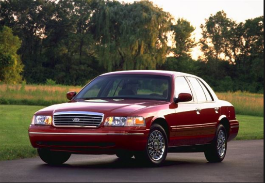 2007 Ford Crown Victoria Owners Manual