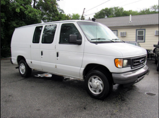 2007 Ford E150 Owners Manual
