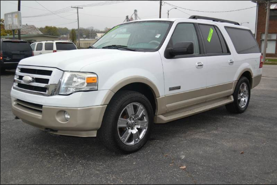 2007 Ford Expedition EL Owners Manual
