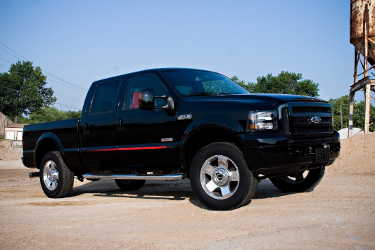 2007 Ford F-250 Owners Manual