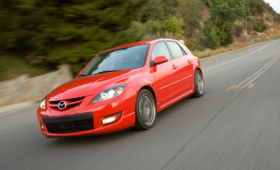 2007 Mazda Speed 3 Owners Manual