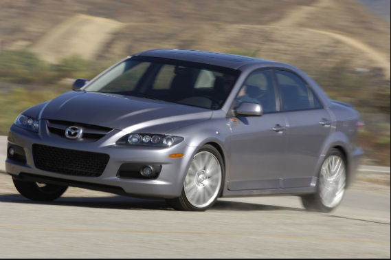 2007 Mazda Speed 6 Owners Manual