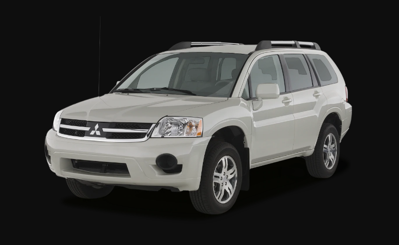 2007 Mitsubishi Endeavor Owners Manual
