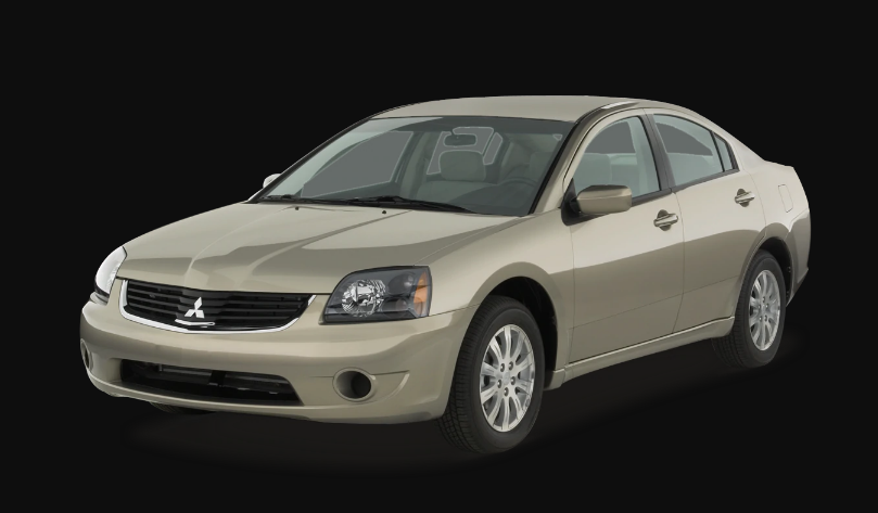 2008 Mitsubishi Galant Owners Manual
