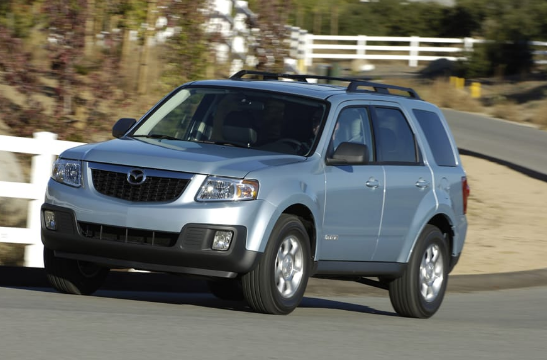 2009 Mazda Tribute Hybrid Owners Manual