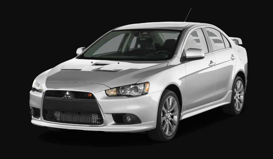 2009 Mitsubishi Lancer Evolution Owners Manual